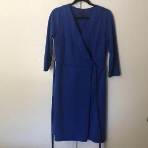 Ann Taylor Royal blue dress